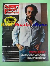 rivista CIAO 2001 19/1982 Venditti Robert palmer Fun Boy Three Beatles  No cd