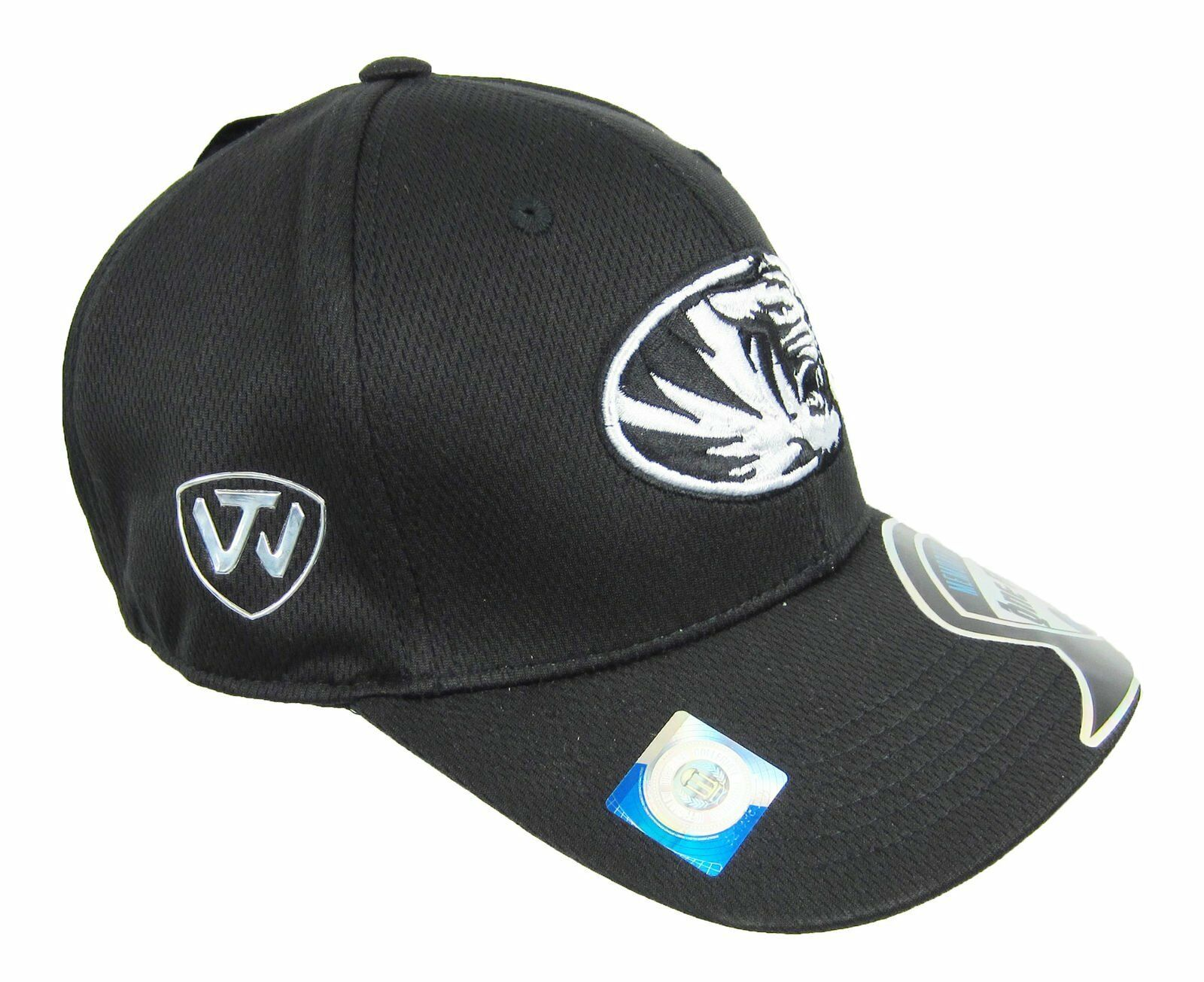 wholesale dealer 88e9a f8a77 ... italy top of the world mens ncaa missouri tigers hat one size fit all hat  tigers