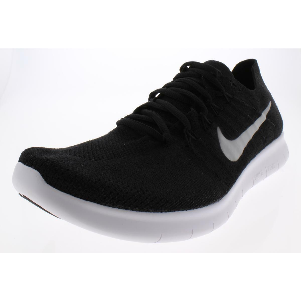 Nike Hombres Para Free Flyknit Correr Entrenamiento Atlético rn Zapatos Tenis BHFO 4351