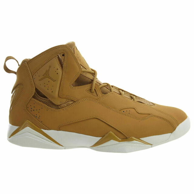 huge selection of 5aced d46e0  342964-725  MEN S AIR JORDAN TRUE FLIGHT GOLDEN HARVEST RETRO STYLE SIZE  11.5
