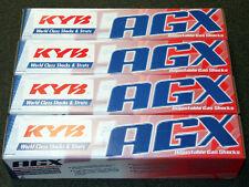 KYB AGX Adjustable Shocks 96-00 Honda Civic EK (Front+Rear Set)