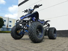 125ccm Quad ATV Kinder Quad Pitbike 4 Takt Motor  Quad ATV 8 Zoll RV-Racing Blau