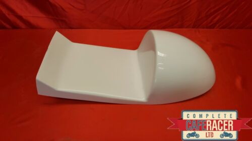 CAFE RACER HONDA CX 500 SEAT NEW /& UNUSED STYLE IN WHITE