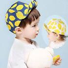Unisex Newborn Baby Boys Girls Toddler Kids Lemon Sun Hat Cap Baseball Hat Cap G