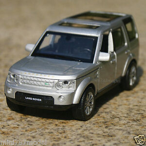 Image Is Loading Land Rover Discovery 4 Model Cars 1 32