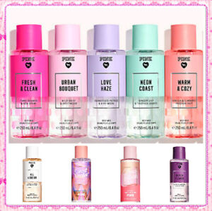 910b4c6880d Victoria s Secret PINK Fresh   Clean   NEW SCENT COLLECTION Body ...