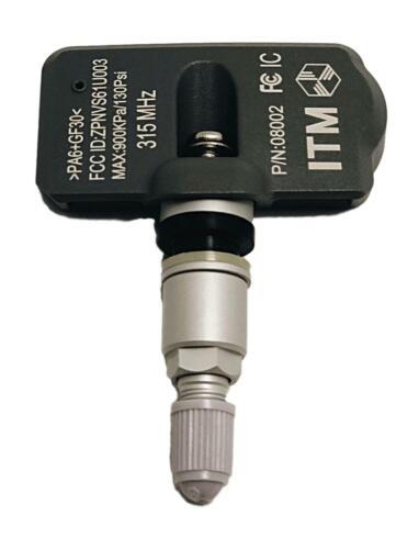 TPMS Tire Pressure Sensors for 2008 2009 2010 Ford F-250 F-350 HD 8C2Z-1A189 4