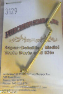 Brass Western Maryland Shay Exhaust Steam Precision Scale HO #31845 Plumbing
