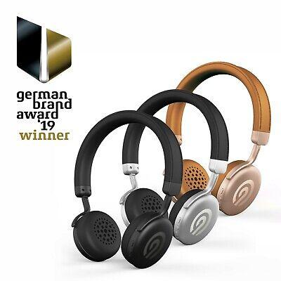 NINETEC Xono Bluetooth Stereo Kopfhörer Bügelkopfhörer