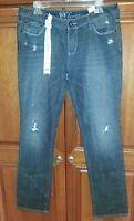 Bullhead Venice Skinny Women's Jeans Distressed Size 11 Reg 35w X 31l