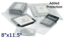 25 8x115 Strong Pouches 316 Bubble Out Heavy Duty Bags Wrap Cushions Self Seal