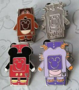Character-Magicbands-2014-Hidden-Mickey-Series-Set-WDW-Choose-a-Disney-Pin