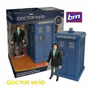 B /& M Doctor Dr Who The Two Doctors Collector Figure Set 3 Pack *BRAND NEW*