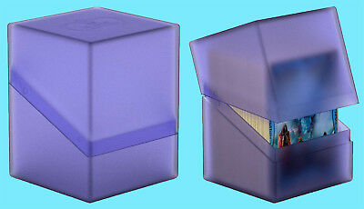 NEW Card Storage Box ULTIMATE GUARD BOULDER Onyx Standard Size DECK CASE 100