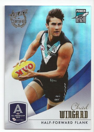 2016 Select Certified All Australian Chad WINGARD Port Adelaide AA10