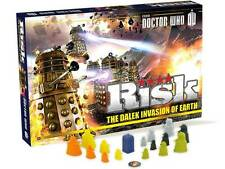 *NEW* Dr Doctor Who RISK : The Dalek Invasion of Earth (2014) Family Board Game