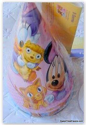 Minnie Mickey Baby Babies HATS Birthday Decoration Party Supply Boy Girl Shower