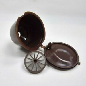 Coffee Capsules Spoon Filters Machines Supplies Refillable High quality