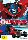Transformers - Robots In Disguise - Overloaded (DVD, 2016)