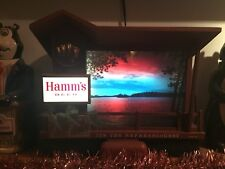 1960's TWILIGHT SUNRISE SUNSET HAMMS Motion Beer Sign Colored Film MOTOR ONLY