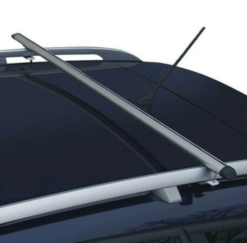 Lightweight Aluminium Roof Rack Rails Cross Bars to fit VW Touran All Years