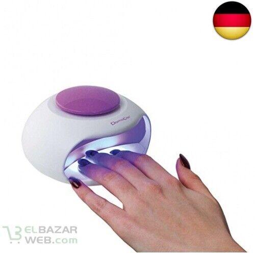 Nagellack T Nageltrockner mit Gebläse für Normale Nagellacke 3 LED Lampen