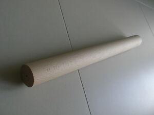 Circa bastone faggio legno circa circa faggio lunghezza 50cm. e 100cm. diametro 60mm.  </span>