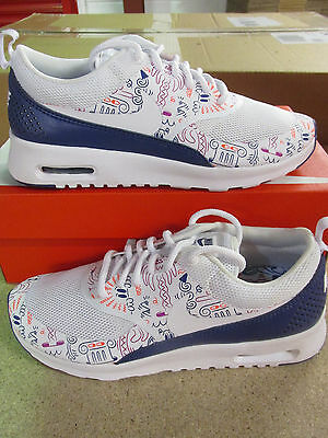 nike womens air max thea print running trainers 599408 104 sneakers shoes | eBay