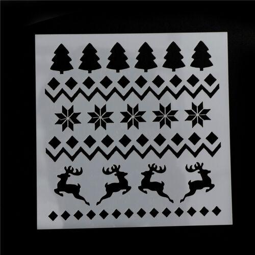 Weihnachtsbaumschmuck Kuchen Schablone Formbacken Tool Weihnachten Keks la