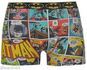Boxer-039-Batman-039-Taille-S-NEUF