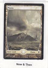 MTG: Zendikar: Plains #231 - Full Art Land