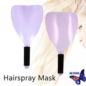 Back To Search Resultsbeauty & Health Hairspray Plastic Shield Mask Eye Face Protector Hair Salon Home Us Styling Tool