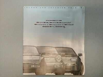 Porsche 944 The Essential Buyer/'s Guide Tips Advice New Book 1982-1991