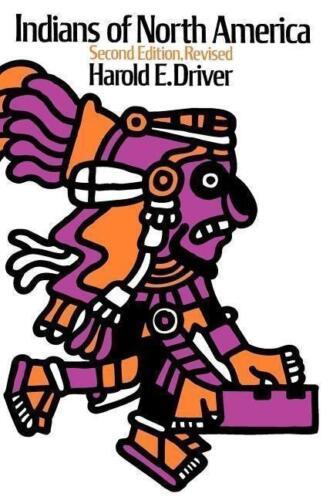 1 von 1 -  Harold E. Driver: Indians of North America - 2. erweiterte Ausgabe - Indianer