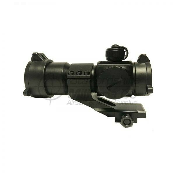 Airsoft Hunting Paintball Picatinny Aim Point Style Reflex Sight – Red Green Dot
