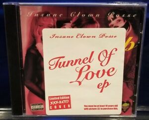 Insane Clown Posse - Tunnel of Love XXX Cover SEALED CD 2012 Press twiztid rare