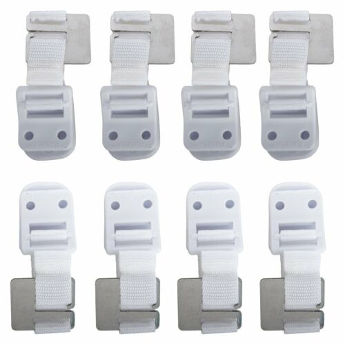 8 Straps Safety 1st Furniture Wall Straps
