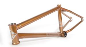 FIT Wifi V.2 COPPER diosa Marco 20.75 Bicicleta Bmx 20.75  V2 Austin Augie oro