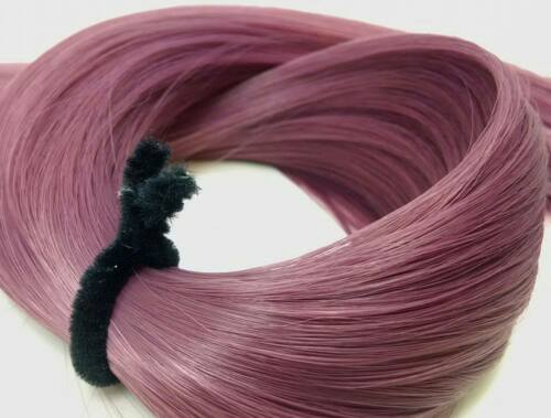 1//2 oz Bright Color Nylon Doll Hair Hank for Rehairing Rerooting My Little Pony
