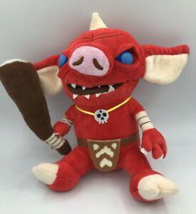 "NEW W/O TAGS Legend of Zelda Breath of the Wild Bokogblin 8"" Plush Stuffed Toy"