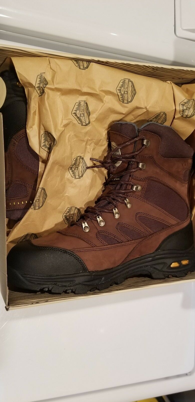 Wood  n' Stream Instinct 800g Boots (14M) 8 Inch NEW IN BOX  leisure
