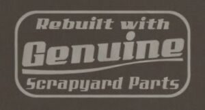 Rebuilt-With-Genuine-Scrapyard-Parts-Funny-Sticker-Ford-VW-Volkswagen-Drift-Bug