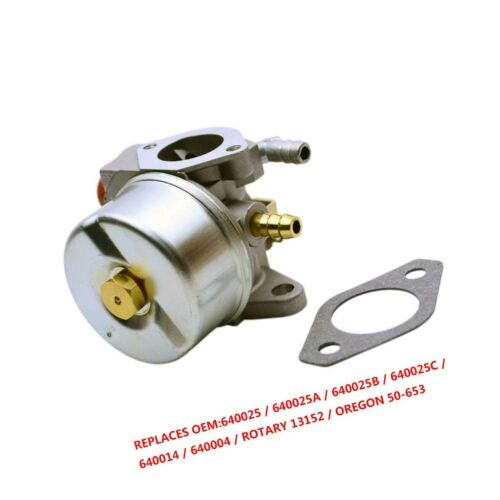 CARBURETOR Compatible with TECUMSEH 640025 OHH55 OHH60 OHH65 Full Size