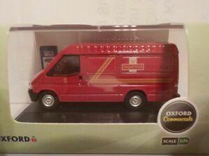 Model-Van-Ford-Transit-Mk3-Royal-Mail-1-76-New