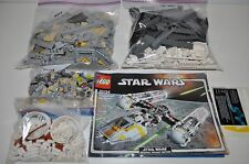 LEGO STAR WARS 10134 Y WING ATTACK STARFIGHTER UCS COMPLETE SET WITH MANUAL