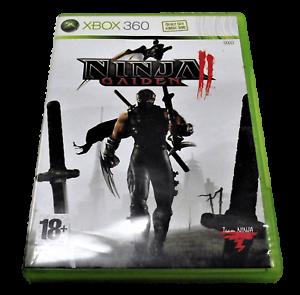Ninja Gaiden Ii Xbox 360 Pal Ebay
