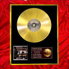 NOTORIOUS BIG LIFE AFTER DEATH CD GOLD DISC LP FREE P+P