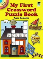 My First Crossword Puzzle Book, Children Activity Games Learning Hobbies on sale