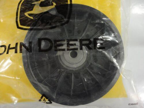 John Deere Flat Idler Pulley AUC11241 X 500 520 540 590 Z 425 445 465 645 655