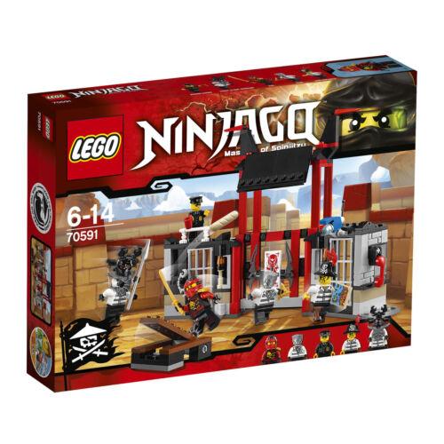 """1 von 1 - LEGO® NINJAGO™ 70591 """"Kryptarium-Gefängnisausbruch"""" Riesen-Steinkrieger NEU/OVP"""